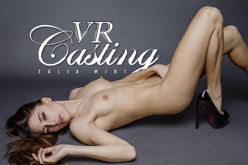 VR Casting feat. Talia Mint - VR Porn Video
