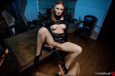 GoT: Sansa's Long Knight a XXX Parody - Eva Berger - VR Porn - Image 10