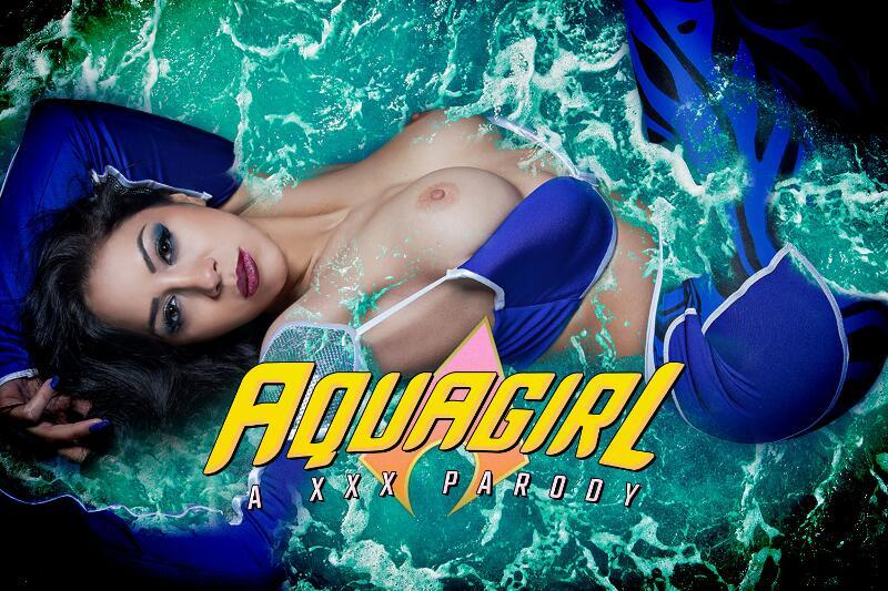 Aquagirl: Sub Diego A XXX Parody feat. Julia de Lucia - VR Porn Video