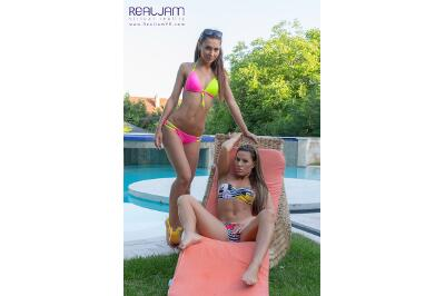 Hot Summer Day - Athina Love, Alexis Brill - VR Porn - Image 1