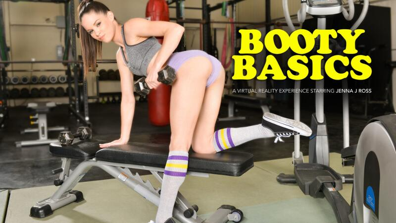 Booty Basics feat. Jenna J Ross, Ryan Driller - VR Porn Video