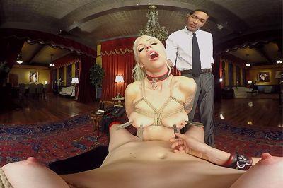 Sister Slave - Mona Wales - VR Porn - Image 1