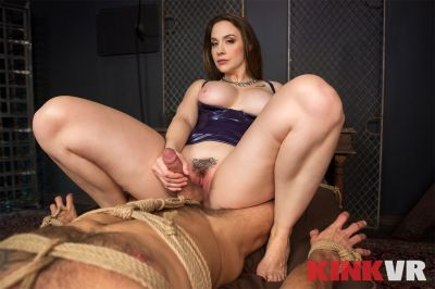 Not Allowed to Feel - Chanel Preston - VR Porn - Image 22