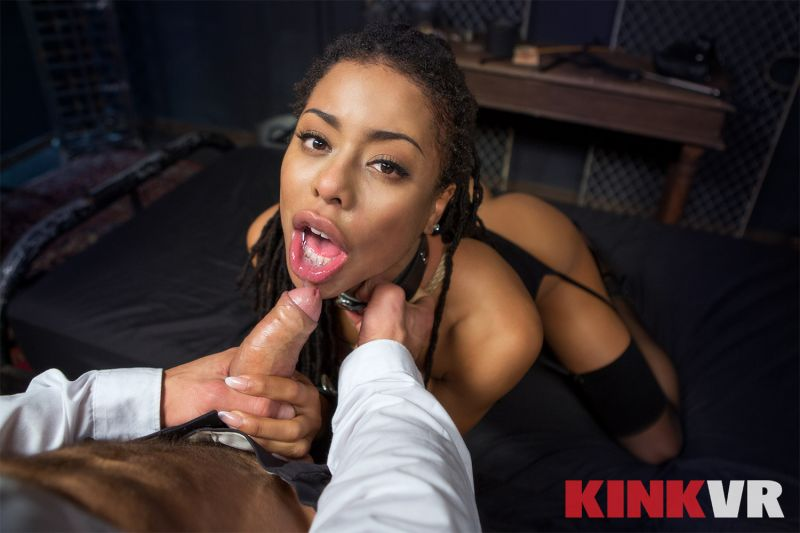 Your Whore feat. Kira Noir - VR Porn Video