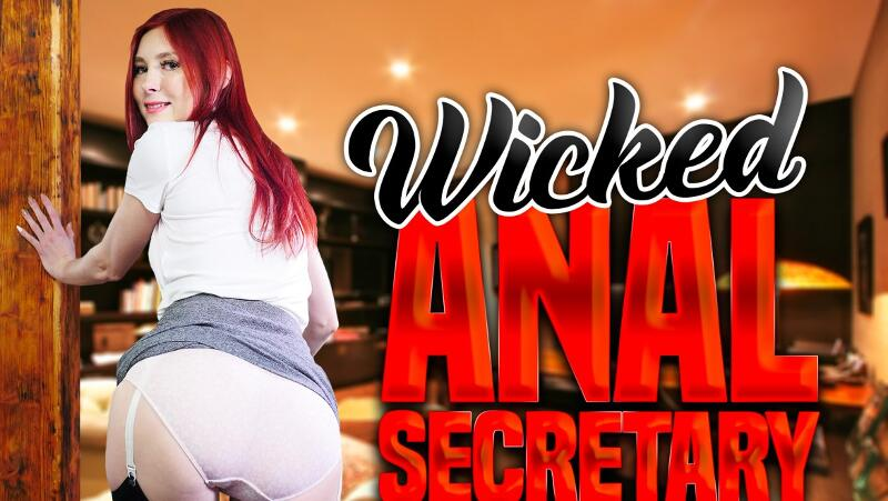 Wicked Anal Secretary feat. Katy Gold - VR Porn Video