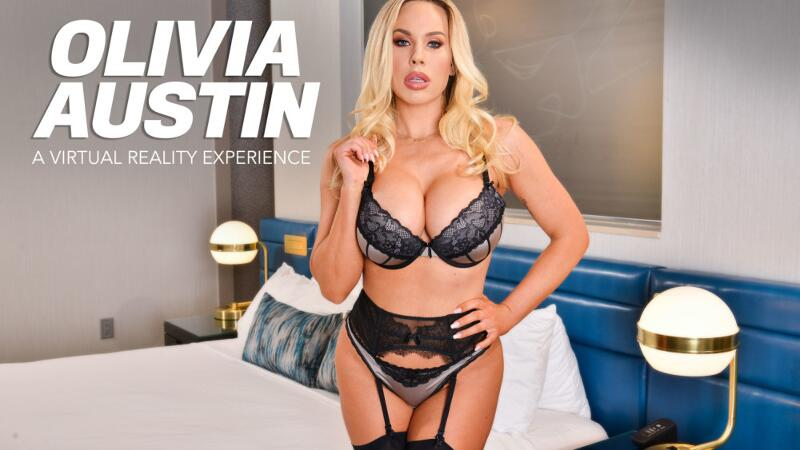 Porn Star Experience feat. Olivia Austin, Johnny Castle - VR Porn Video