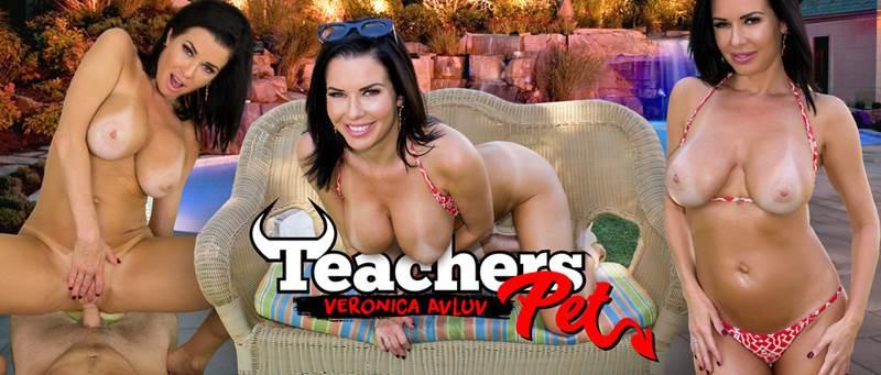 Teachers Pet feat. Veronica Avluv - VR Porn Video