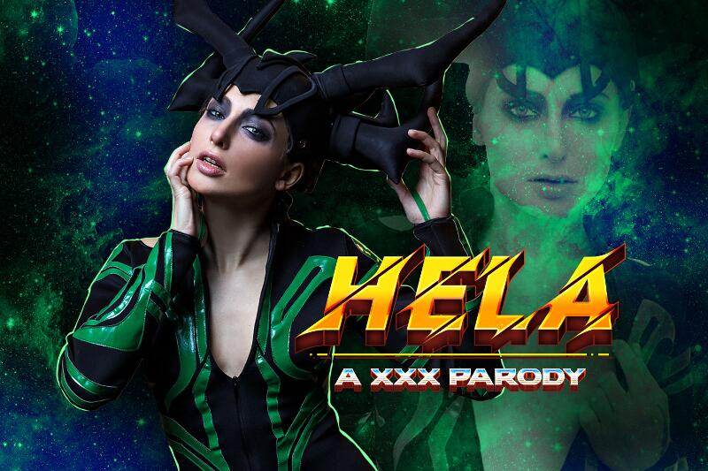 Hela A XXX Parody feat. Talia Mint - VR Porn Video