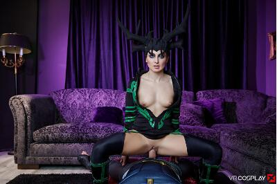 Hela A XXX Parody - Talia Mint - VR Porn - Image 2