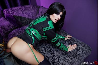 Hela A XXX Parody - Talia Mint - VR Porn - Image 7