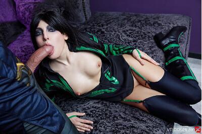 Hela A XXX Parody - Talia Mint - VR Porn - Image 8