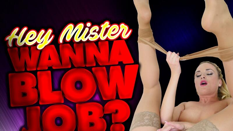 Hey Mister, Wanna Blow Job? feat. Vinna Reed - VR Porn Video