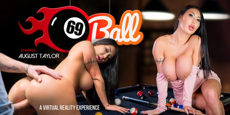 69-Ball feat. August Taylor - VR Porn Video
