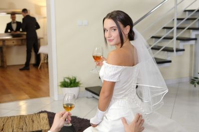 Wedding Tips From Daddy - Lana Roy - VR Porn - Image 2