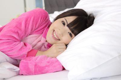 Pajama Off, Hands On - Mai Honda - VR Porn - Image 1