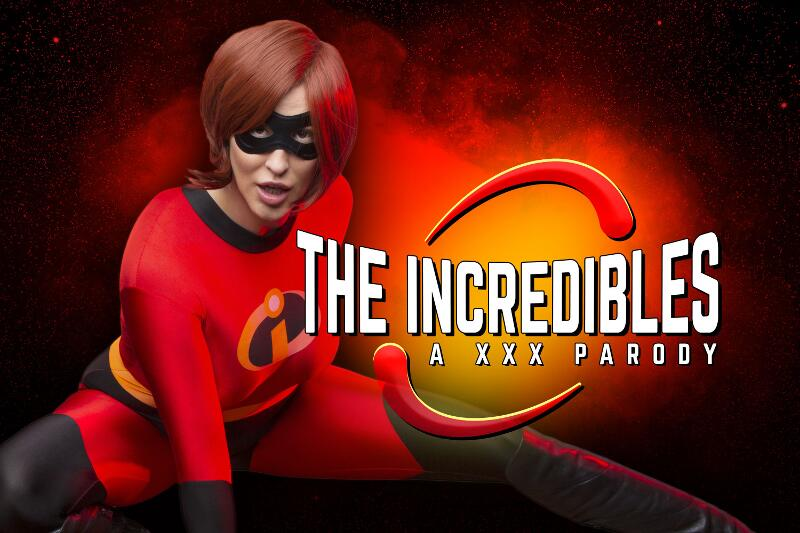 The Incredibles A XXX Parody feat. Ryan Keely - VR Porn Video