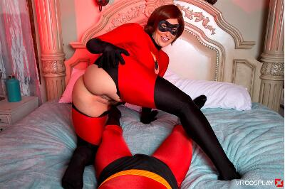 The Incredibles A XXX Parody - Ryan Keely - VR Porn - Image 3