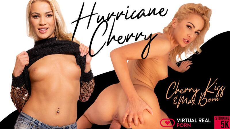 Hurricane Cherry feat. Cherry Kiss - VR Porn Video