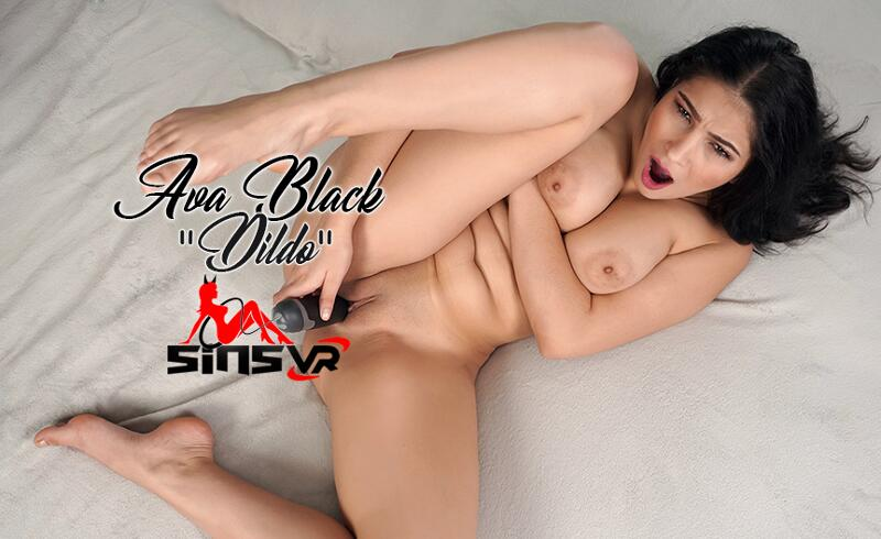 Dildo feat. Ava Black - VR Porn Video