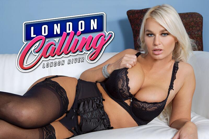 London Calling feat. London River - VR Porn Video