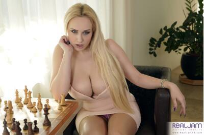 Checkmate - Angel Wicky - VR Porn - Image 1