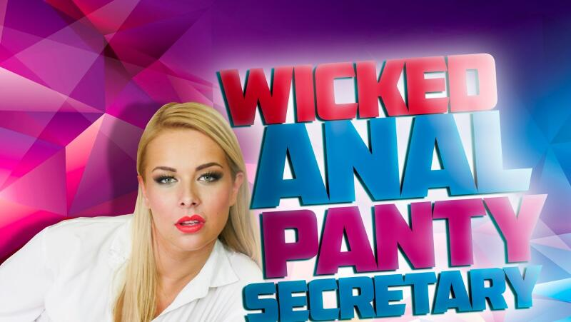 Wicked Anal Panty Secretary feat. Nikky Dream - VR Porn Video