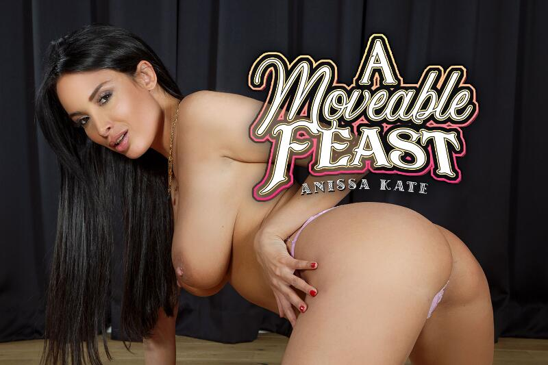 A Moveable Feast feat. Anissa Kate - VR Porn Video