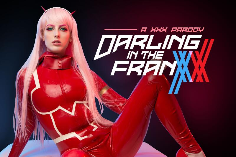 Darling in The Franxx A XXX Parody feat. Alex Harper - VR Porn Video