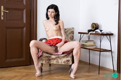 Old Time Secretary - Arian Joy - VR Porn - Image 4