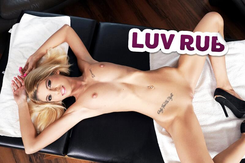 Luv Rub feat. Missy Luv - VR Porn Video