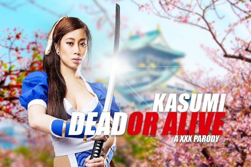 DOA: Kasumi A XXX Parody feat. Jade Kush - VR Porn Video
