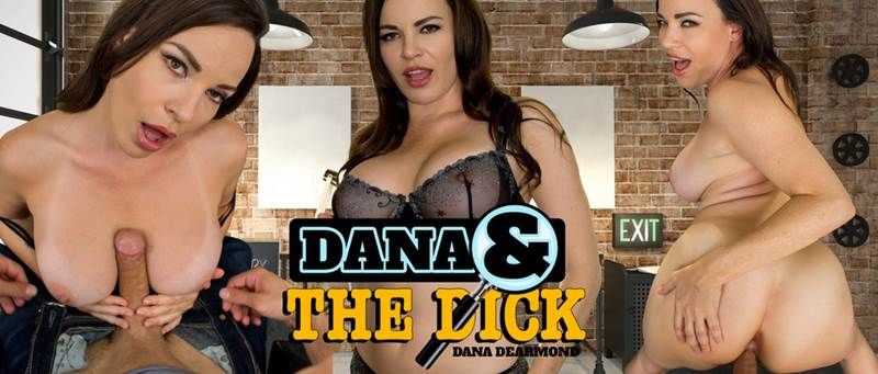 Dana & the Dick feat. Dana DeArmond - VR Porn Video