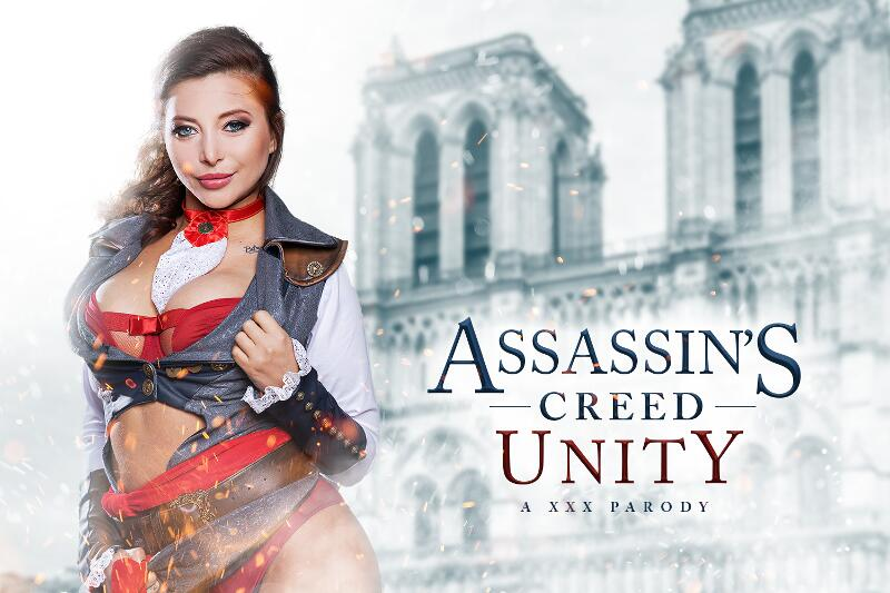 Assassins Creed: Unity A XXX Parody feat. Anna Polina - VR Porn Video