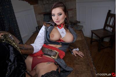 Assassins Creed: Unity A XXX Parody - Anna Polina - VR Porn - Image 14