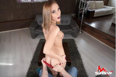 Lapdance - Poppy Pleasure - VR Porn - Image 6