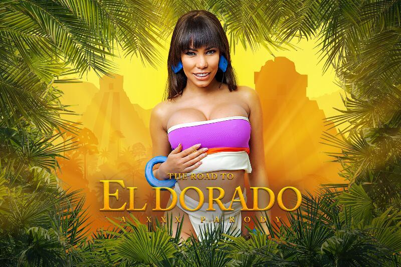 The Road to El Dorado A XXX Parody feat. Gia Milana - VR Porn Video