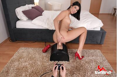 Sybian - Lady Dee - VR Porn - Image 4