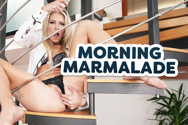 Morning Marmalade feat. Claudia Mac - VR Porn Video