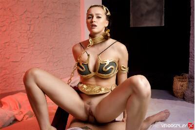 Star Wars: Slave Leia A XXX Parody - Stacy Cruz - VR Porn - Image 56