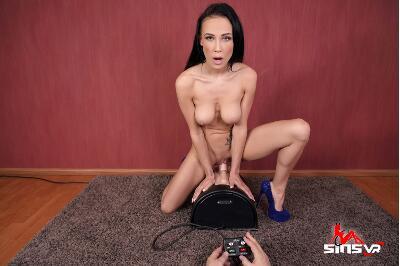 Sybian - Nicole Love - VR Porn - Image 21