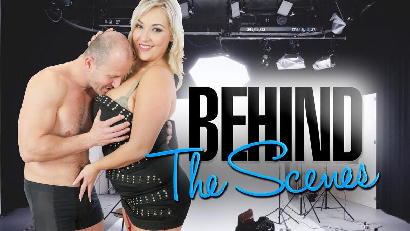 Behind The Scenes feat. Krystal Swift, George Uhl - VR Porn Video