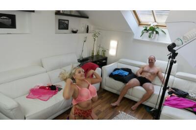 Behind The Scenes - George Uhl, Krystal Swift - VR Porn - Image 22