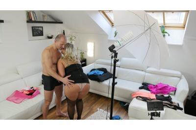 Behind The Scenes - George Uhl, Krystal Swift - VR Porn - Image 24