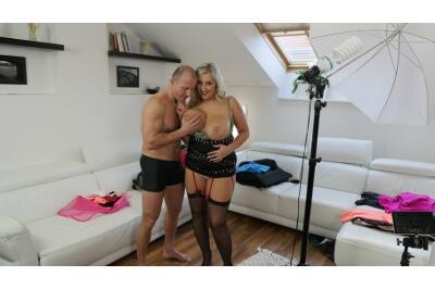 Behind The Scenes - George Uhl, Krystal Swift - VR Porn - Image 26