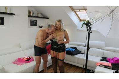 Behind The Scenes - George Uhl, Krystal Swift - VR Porn - Image 27