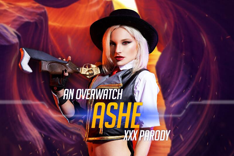 Overwatch: Ashe A XXX Parody feat. Zazie Skymm - VR Porn Video