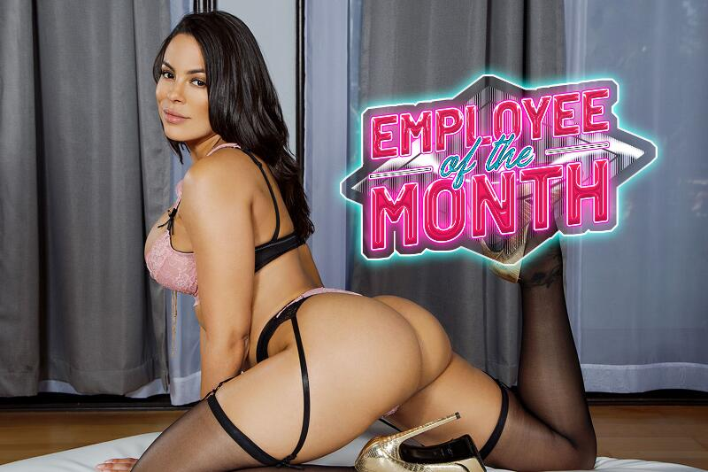 Employee Of The Month feat. Luna Star - VR Porn Video