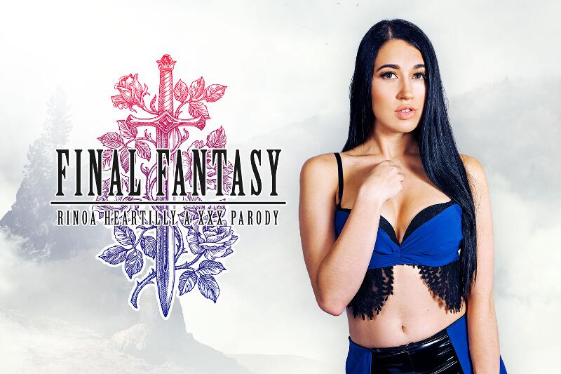 Final Fantasy: Rinoa Heartilly A XXX Parody feat. Alex Coal - VR Porn Video