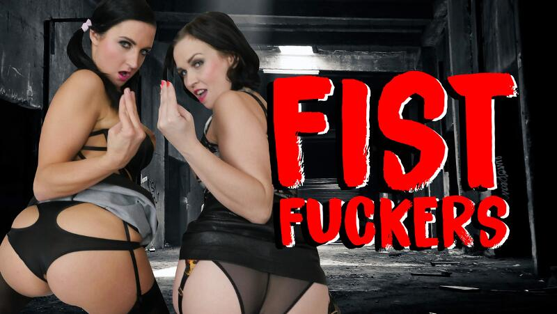 Fist Fuckers feat. Ally Style, Asdis Loren - VR Porn Video