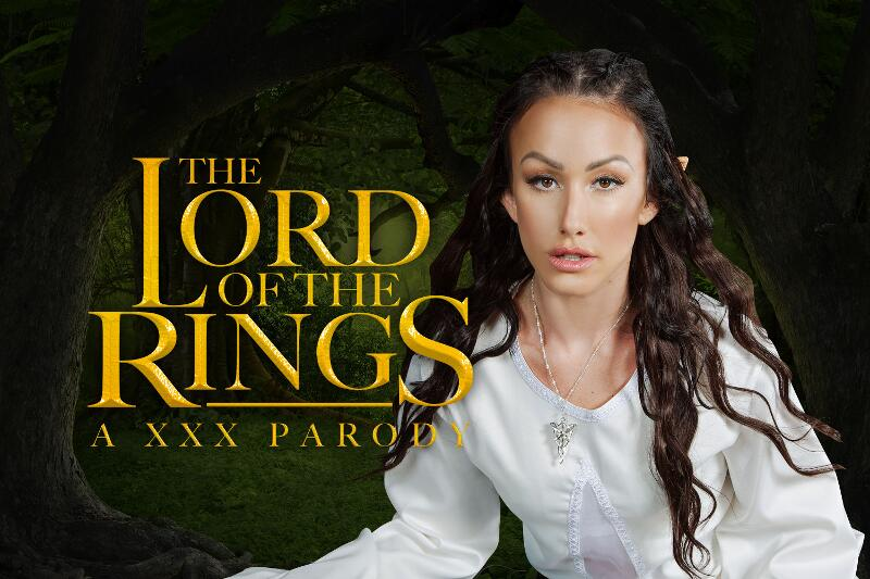 LOTR A XXX Parody feat. Jennifer White - VR Porn Video